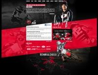 Internetseite des Motocross-WM Piloten Max Nagl - www.maxnagl.de (Betreuung seit 2013)